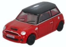 N Scale vehicle, car, automobile- Mini Hatch Chili Red