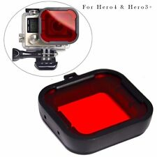 GoPro Professional Underwater Diving PVD Filter Lens For Hero4 and Hero3+