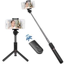 360° sans fil Bluetooth selfy Stick mini trépied étendu pour iPhone X Android