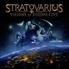 STRATOVARIUS - VISIONS OF EUROPE * NEW CD