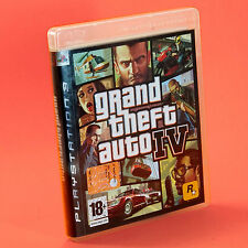 GRAND THEFT AUTO IV GTA 4 PS3 ITALIANO USATO gta4