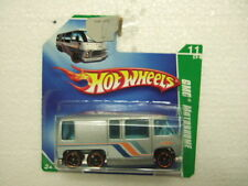 Hotwheels 2009th11/12 #53 GMC Motorhome, on short card error