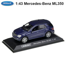WELLY Miniature 1:43 Mercedes Benz ML350 Diecast Model Cars Toy Best Gift Fr Boy