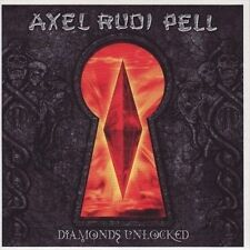 Diamonds Unlocked by Axel Rudi Pell (CD, Oct-2007, Steamhammer)