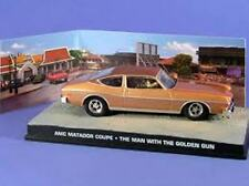 AMC MATADOR COUPE THE MAN WITH THE GOLDEN GUN BOND 1/43 UNIVERSAL HOBBIES