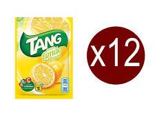 12 sachets Tang Citron.Boisson en poudre.Jus de Citron