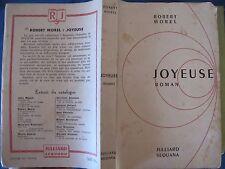 Joyeuse - Robert Morel - Julliard Sequana - 1950