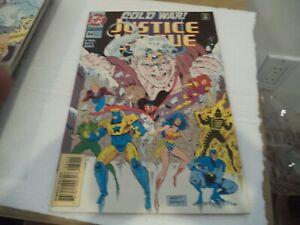 JUSTICE LEAGUE AMERICA #84 DC COMICS 1994     B8