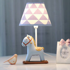 Pony Dimmable LED Night Light Bedroom Warm Light Creative Children's Room Decor