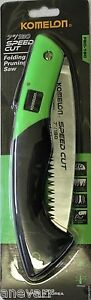 """KOMELON FEC-180 7"""" Speed Cut Folding Saw"""