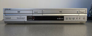 Sony SLV-D930 DVD VHS VCR Combi Combo Player & Video Cassette Recorder