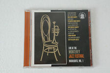 Live at the Montery Jazz Festival - Highlights Vol.1, CD (34)