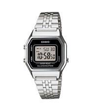 Relojes de pulsera digitales de acero inoxidable, para mujer