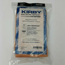 Kirby Vacuum Bags 197394 Micron Magic Vacuum Filter Bags Hoover Bags G4 G5 x 9