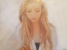 "WILLIAM OXER ORIGINAL CANVAS ""The Gentlest Thought"" Pretty Woman Girl PAINTING"