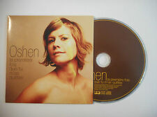 OSHEN : LA PREMIERE FOIS QUE TU M'AS QUITTÉE ♦ CD SINGLE PORT GRATUIT ♦