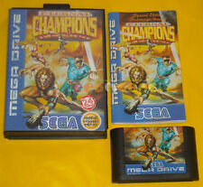ETERNAL CHAMPIONS Mega Drive Versione PAL Europea Mega Drive Champion »»»» USATO