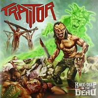 TRAITOR - KNEE-DEEP IN THE DEAD (LIMITED GATEFOLD MARBLE)   VINYL LP NEU