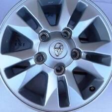 Toyota Landcruiser 200 Series Altitude VX Sahara Alloy Wheels & Tyres X 4