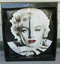 Marilyn Monroe Reloj de Pared Wall Clock By Radio Days