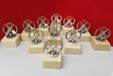 CRICKET TROPHIES / CRICKET TROPHY PACK X 11 FREE DELIVERY