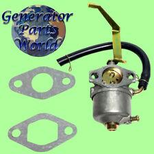 Carburetor for PowerPro Craft 2hp 63cc 700 900 Gas Generator Gaskets Fuel Line