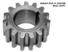 Gear - (15T) For Hobart A120; A200 Mixers Part # 124748