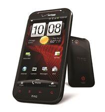 HTC 6425 Rezound  Black Verizon Prepaid Page Plus Straight Talk Smartphone