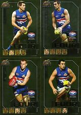 2011 Champions FAB FOUR GOLD WESTERN BULLDOGS