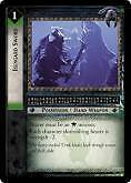 Lord of the Rings CCG Shadows 11C192 Isengard Sword X2 LOTR TCG