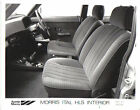 Morris Ital HLS Interior 1980 original black & white Press Photo No. 303294