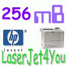 CC450A Q7825A 256MB PRINTER MEMORY 4 HP COLOR LASERJET 2605 2605dn 2605dtn 2700