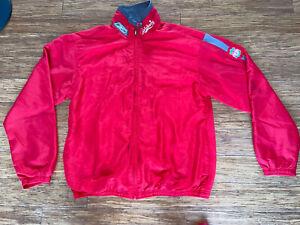Genuine Liverpool Adults reebok football track jacket