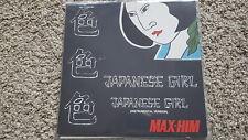 Max-Him - Japanese girl 12'' ITALO Disco Vinyl Germany