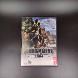 Unreal Tournament Special Edition 2004 PC DVD-Rom Epic Games Atari w/ Bonus Disc