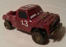 Disney Store Pixar Cars 3: JIMBO  *Demo Derby Racer* (Loose NEW) 1:43 DIE-CAST