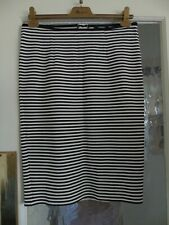Marks and Spencer Autograph black and white skirt size 16