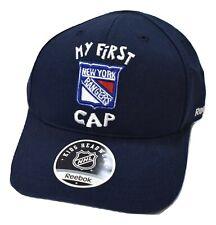Reebok NHL Infant Boys New York Rangers Hockey Hat Cap New