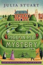 NEW!! The Pigeon Pie Mystery: by Julia Stuart (HC)