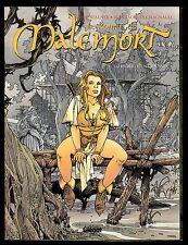 Roman de MALEMORT (Le) T.4 EMBOÎTAGE  VIDE + 3 Ex-Libris + Marque-page   STALNER