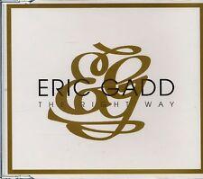 Eric Gadd-The Right Way ° MAXI-SINGLE-CD (minimax) di 1997 ° come nuovo °