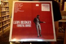 Leon Bridges Coming Home LP sealed 180 gm vinyl + mp3 download