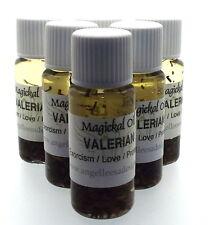 VALERIANA Herbal Magia Unción 10ml Aceite Exorcismo Amor Protección