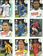 Adrenalyn XL World Cup football trading card Panini  (FIFA Brazil Brasil 2014)