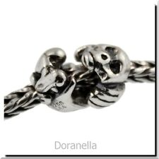 Authentic Trollbeads Sterling Silver 11429 Bead of Fortune :1