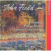 John Field - : Complete Piano Music: Various Compositions for Piano (CD)