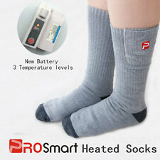 Battery heated socks foot warmer heated insoles power socks  (battery included)