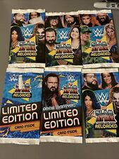 Topps WWE SLAM ATTAX Trading Card Game RELOADED
