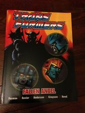 Transformers Fallen Angel November 2002 collects UK issues 101, 102, 113 - 120