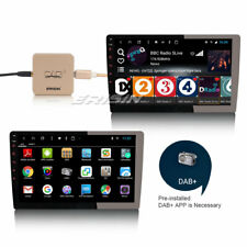 ES364 DAB+ Box Digital Radio Aerial Amplified Antenna for Android 7.1-9.0 Stereo